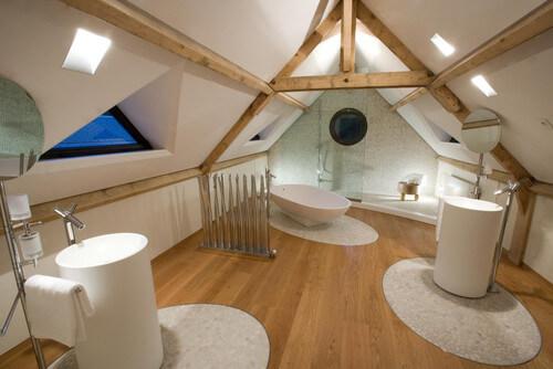 Modifier toit en grenier habitable